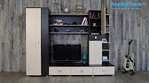 Сборка мебели в прихожую - YouTube