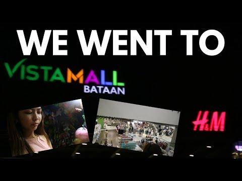 VLOG #13: VISTA MALL | Elija Mariel | Balanga, Bataan