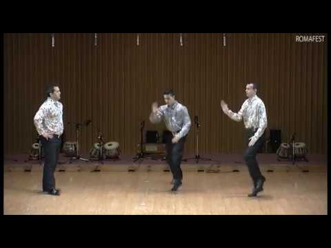 Romafest Body Percussion And Verbunk