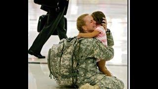 [compilado] Militares voltando para casa/ reencounter military…
