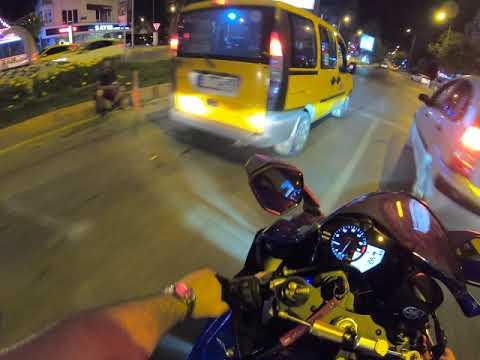 Download Yamaha Yzf R6 Gece Gazlaması Motovlog#2