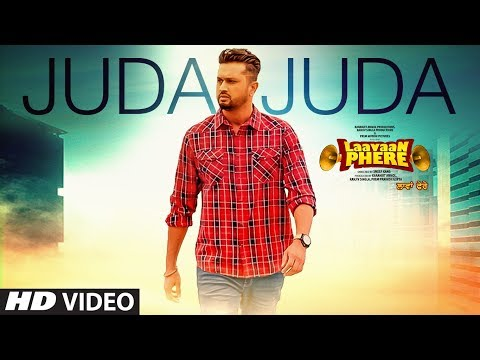 Jassi Gill: Juda Juda (Song) Laavaan Phere | Roshan Prince, Rubina Bajwa, Happy Raikoti