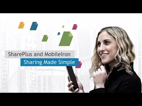 Mobilize and Secure Microsoft SharePoint with SharePlus for MobileIron by Infragistics