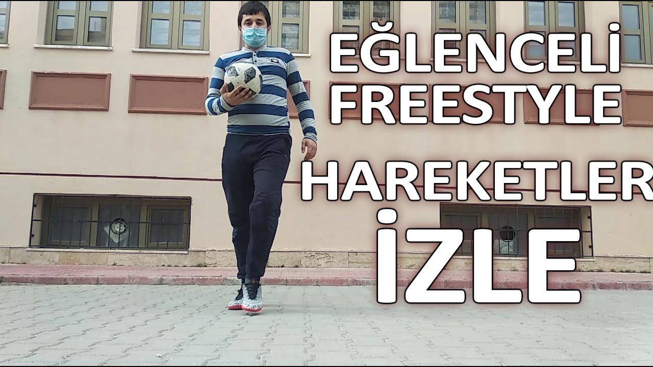 Eğlenceli Akrobasi Futbol Hareketleri İzle | Esat Freestyle Futbol Türkiye