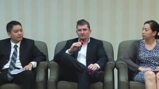 Asia Panel: On the frontier of change