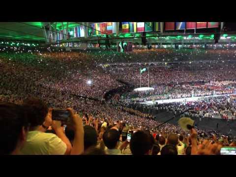 RIO 2016   OPENING CEREMONY, MARACANA STADIUM 7