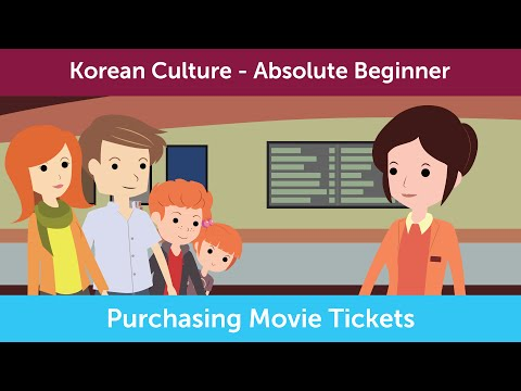 How to Purchase Movie Tickets in Korea | Innovative Korean