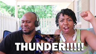 Totally Awesome Reaction To ACDC   Thunderstruck