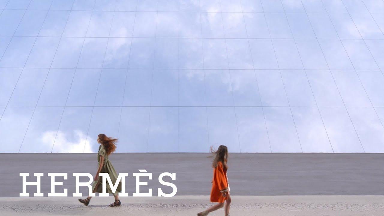 [VIDEO] - Hermès   Spring-Summer 2019 Women's Fashion Show 6