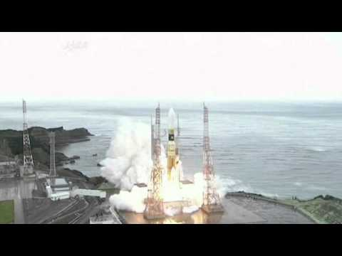 Japan launches H-IIB rocket to International Space Station