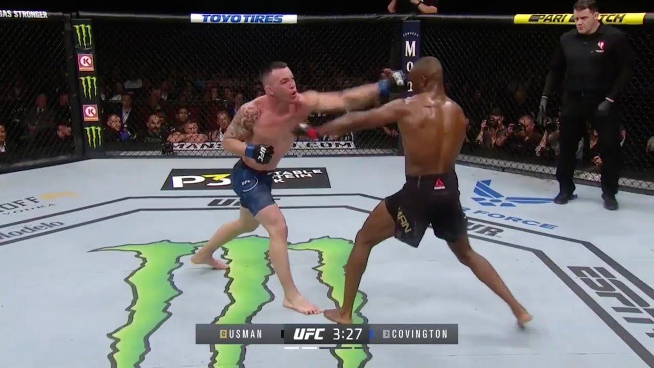UFC 245: Хайлайты турнира / UFC 245 - Highlights