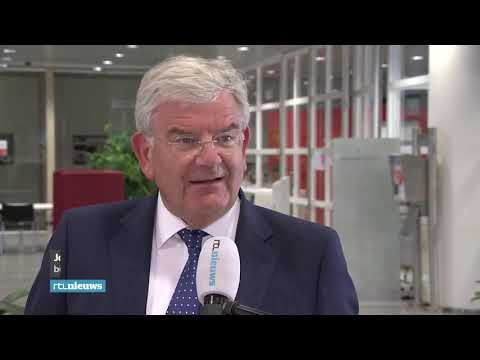RTL news after anti lockdown protests The Hague (22-06-2020)