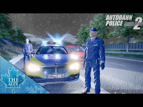Autobahn Police Simulator 2 - First Look - ENGLISH