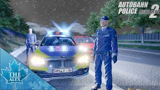 Autobahn Police Simulator 2 - First Look - ENGLISH