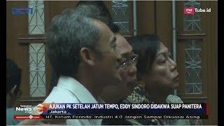 Eddy Sindoro Didakwa Suap Panitera PN Jakarta Pusat Sebesar USD50.000 Lebih - SIP 28/12