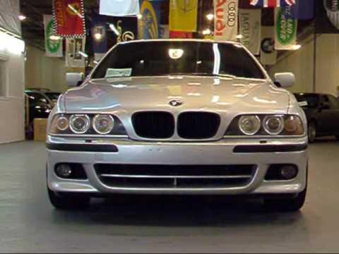 eDirect Motors - 2003 BMW 540i M Sport - YouTube