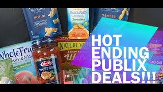 HOT & EXPIRING @ PUBLIX!! Get 'em while you can! FOOD DEALS!