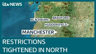 Coronavirus: Separate Households Banned From Meeting Indoors In Parts Of Northern England   Itv News