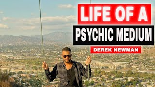 Life of a Psychic Medium: My name is Derek Newman and this is my gift! (Short Clip)