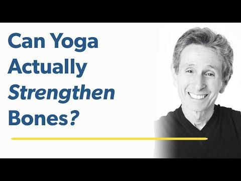 Can Yoga Actually Strengthen Bones?