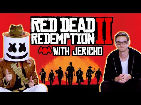 Red Dead Redemption 2 (Feat. Jericho) | Gaming with Marshmello