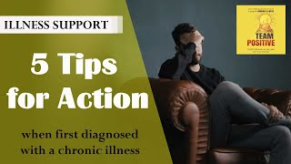 Chronic Disease Management | 5 Tips for When First Diagnosed