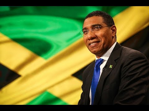 The Inauguration Speech of Jamaican Prime Minister Andrew Holness