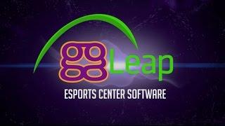ggLeap eSports Center Management Software