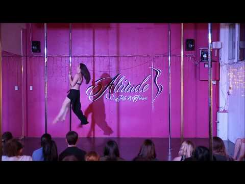 Krisztina - Altitude Auckland Showcase - September 2017