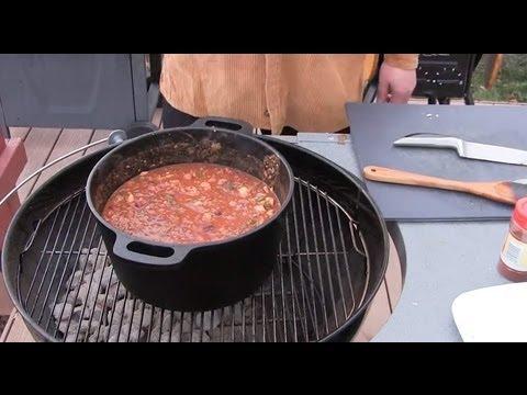 Чили рецепт