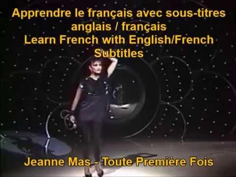Toute Première Fois Jeanne Mas English Lyrics Paroles