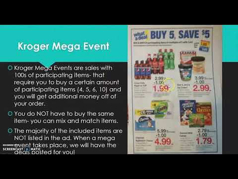 How to Coupon at Kroger (The All-You-Need-To-Know Guide!)