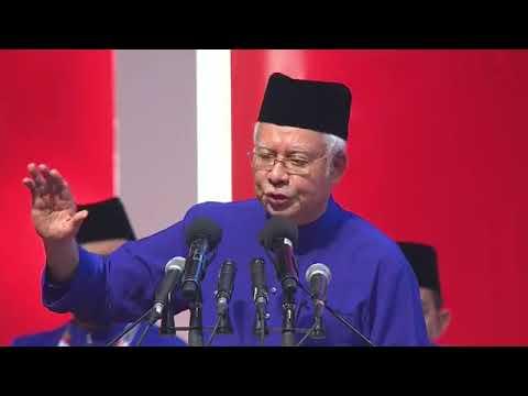#PAU2017 Ucapan penggulungan Presiden UMNO, Datuk Seri Mohd Najib Tun Razak.
