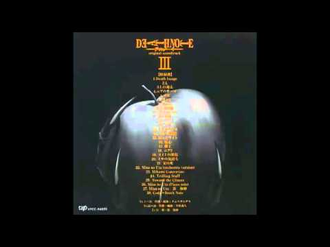 Death Note OST III - 01 - Death Image