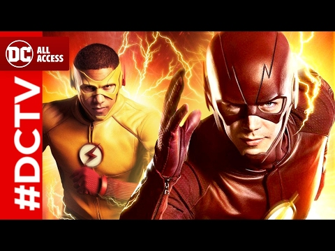 THE FLASH Goes to Gorilla City