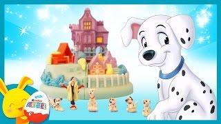 101 dalmatiens - Jouet Polly Pocket et l'histoire pour les enfants - Touni Toys