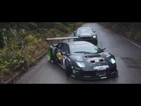 Drift Lambo and Ford | Дрифт под музыку | Don Diablo - People say