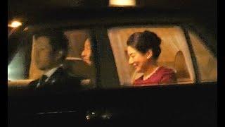 超VIP車続々と到着!! 高円宮絢子さま晩餐会 皇族方や三権の長が出席Japanese royal family thumbnail