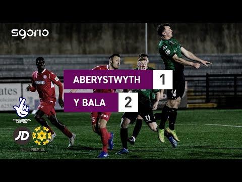 Aberystwyth Bala Town Goals And Highlights