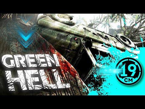 ИЩУ ЖЕНУ В ДЖУНГЛЯХ! Прохождение Green Hell. (Серия 3)