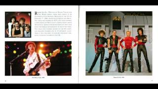 Classic Queen Album Booklet Content Hollywood Records Remasters 1992 1080pᴴᴰ 60fps
