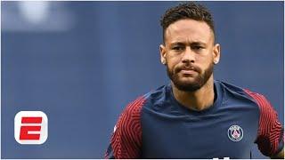Neymar needs a 'Messi-like' performance for PSG vs. Atalanta in Champions League | ESPN FC