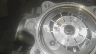 Насос гідропідсилювача керма MERCEDES Vito ремонт огляд