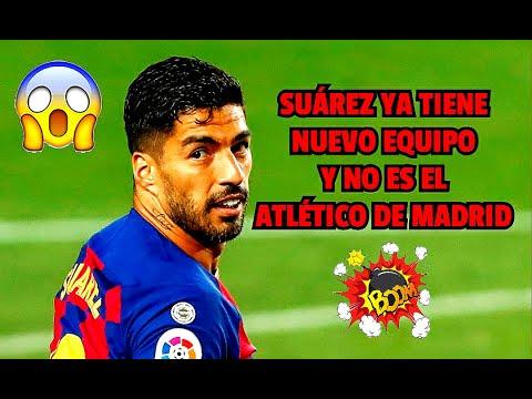 Barcelona y Atltico de Madrid llegan a un acuerdo y Luis Surez ...