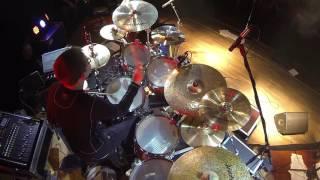 Matthias Knorr Drum Solo Cold Sweat Night 2015