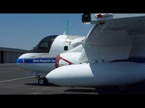 NASA Lockheed S-3B Viking at BUR