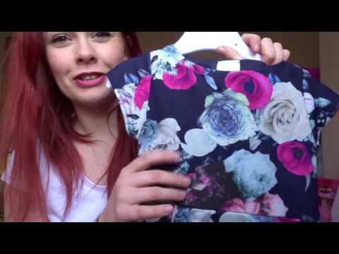 TODDLER GIRL CLOTHING HAUL| ASDA| TESCO| AMAZON | PEACOCKS