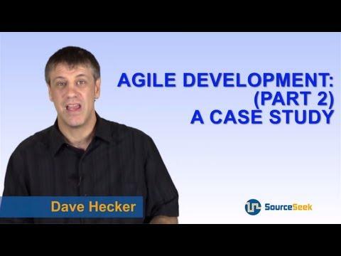 What is Agile Development (Part 2): An Agile Project Case Study