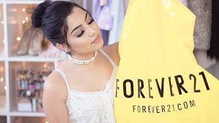HUGE SUMMER HAUL | Forever 21 Clothing Try on Haul