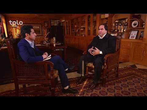 شهر ورزش - مصاحبه اختصاصی با کرام الدین کریم رئیس فدراسیون فوتبال افغانستان